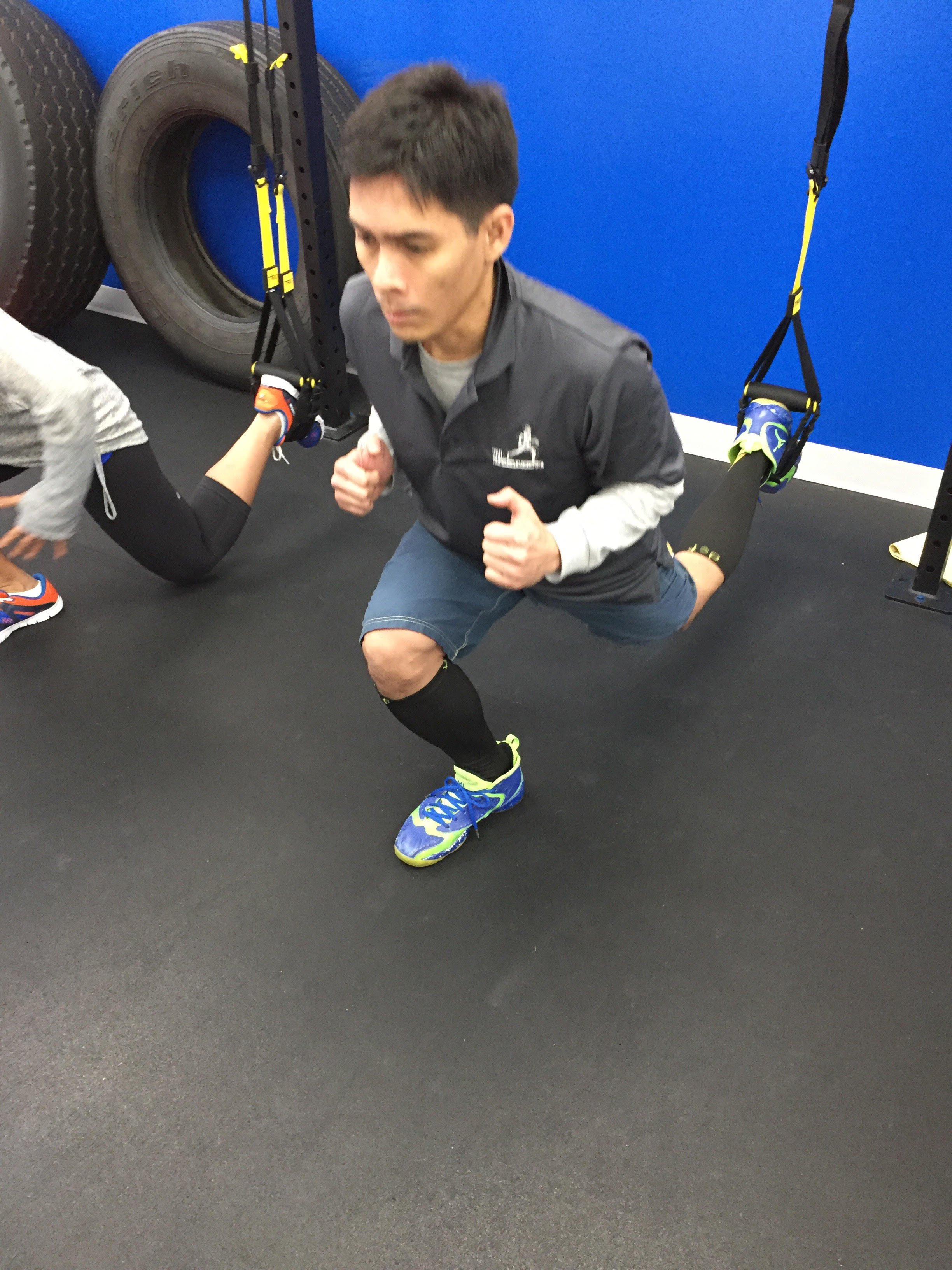 Lunge personal training functional movement Columbia Howard County MD.jpg