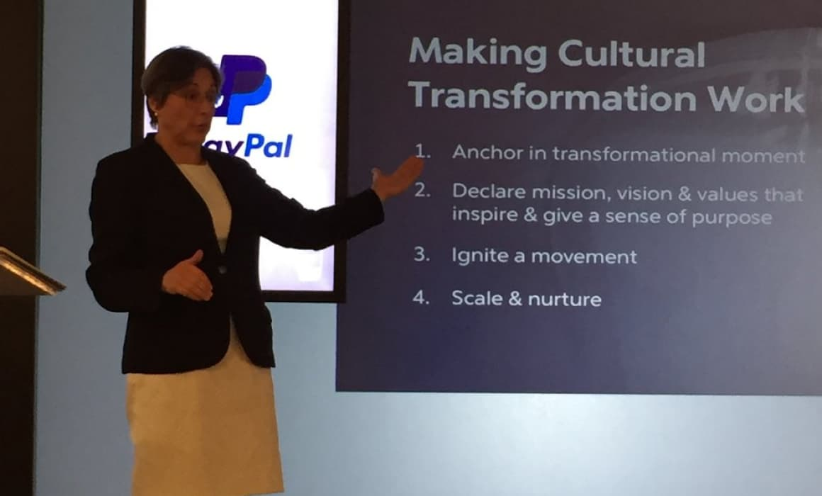 Marcia Morales-Jaffe  PayPal, Chief People Officer