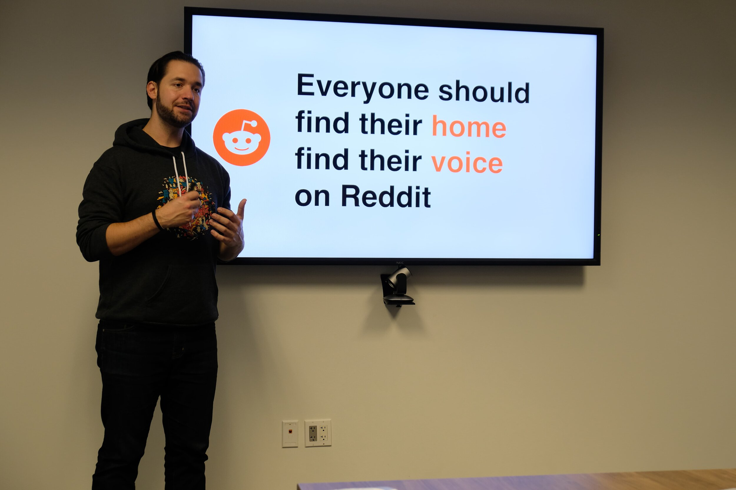 Alexis Ohanian  Reddit, Chairman and Founder