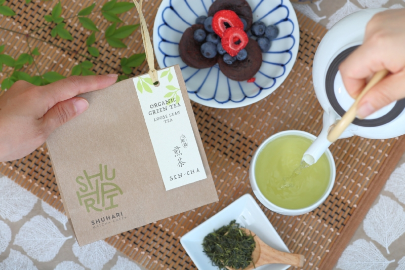 Made in Japan - We import fresh tea directly from Japan and ship out to you. Our experience is not just about the classics, but also about reinterpreting green tea traditions. Our full line-up of green tea beverages will give you a taste of what Japanese green tea was and what it will become.