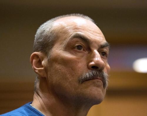 Exoneree Richard Beranek