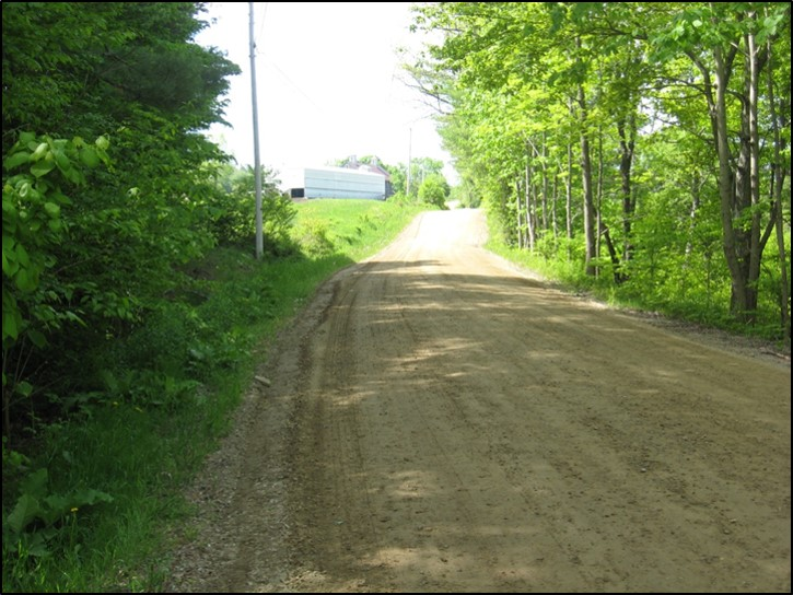 A properly designed, built and maintained gravel road can provide years of reliable, trouble-free service.