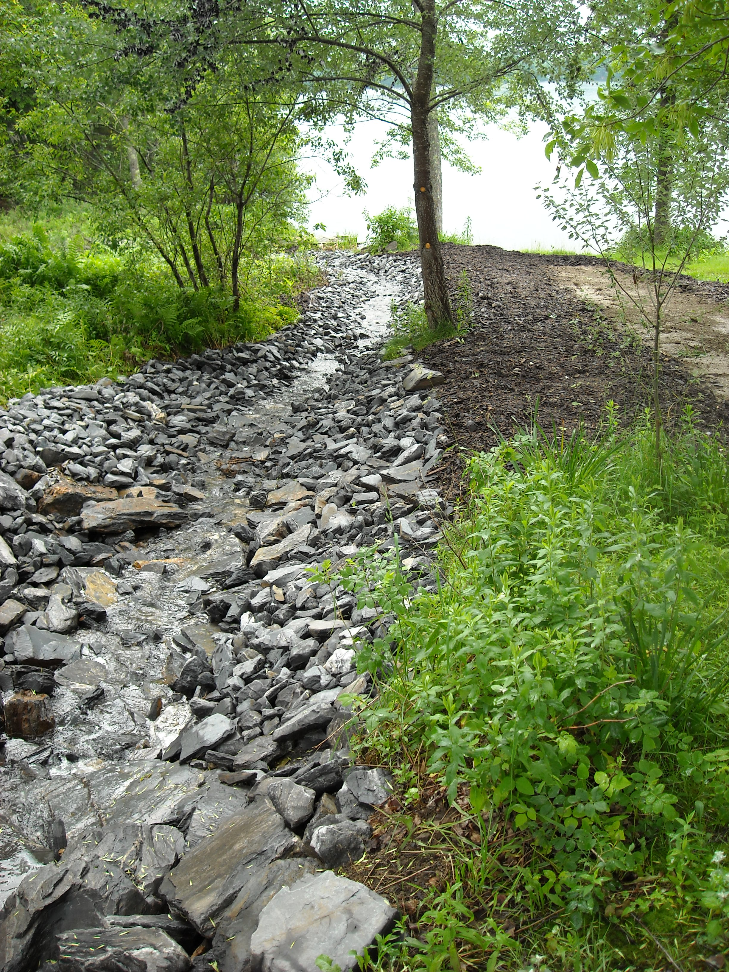 MES is an expert at planning and building lasting erosion controls.