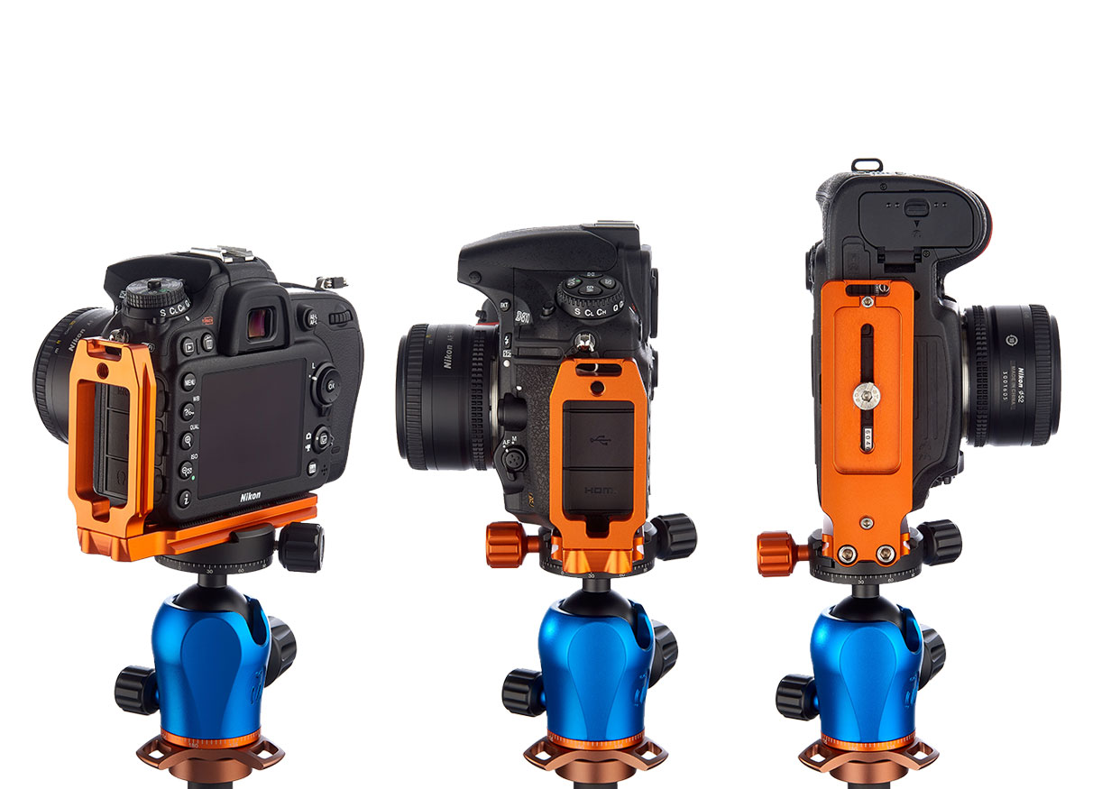 TIER1 Most compatible. - The following cameras support the QR11, and with some adjustments enable full access to battery and cable doors.CANON- 760D, 80DNIKON- D3300, D3400, D5300, D5500, D5600, D500, D610, D700, D7000, D7100, D800, D810, D850