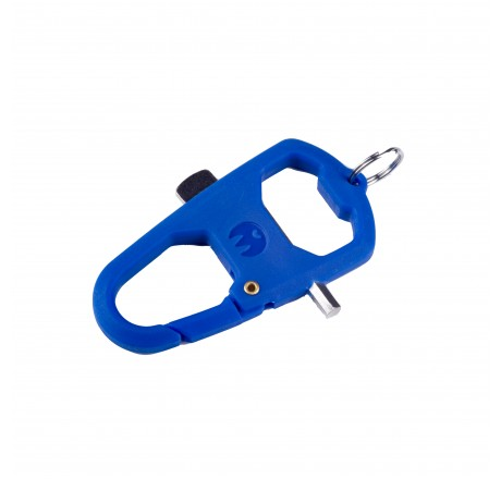 FREE WITH PURCHASE! 3 Legged Thing  Toolz  is a new multi-function all-round photography tool, with a keyring, hex key, coin key, bottle opener and carabiner. Designed for convenience,  Toolz  is the perfect companion for any photography field trip.