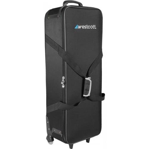 WESTCOTT SOFT WHEELED TRAVEL CASE