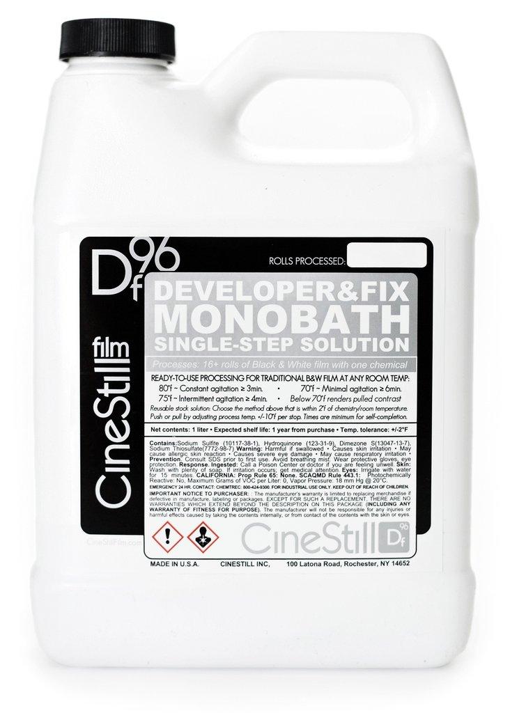 CINESTILL DF96 MONOBATH