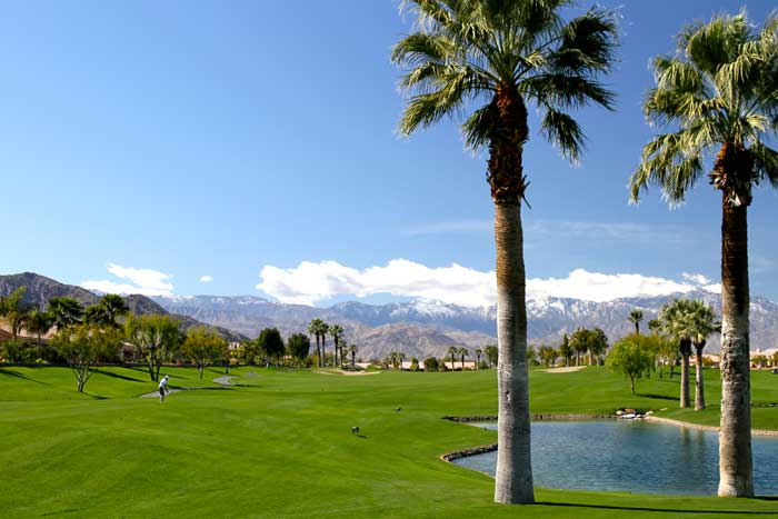 Indian Springs Country Club Indio