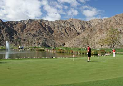 Golf at La Quinta Resort