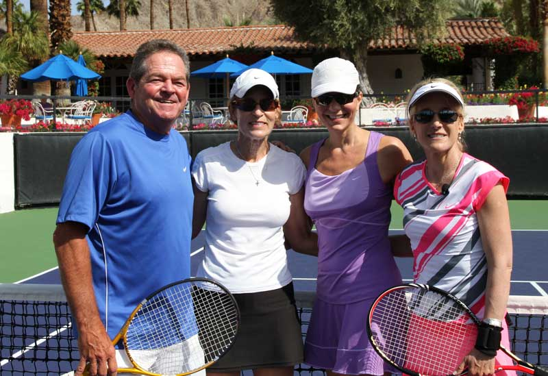 Palm Springs Tennis