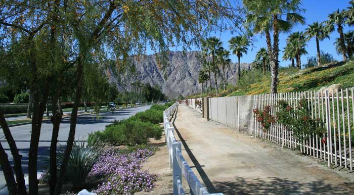 54th Street adjacent to Hideaway Golf Club, La Quinta