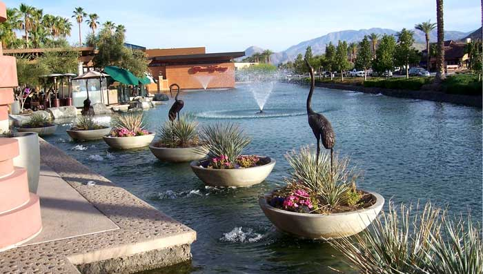 The River' in Rancho Mirage
