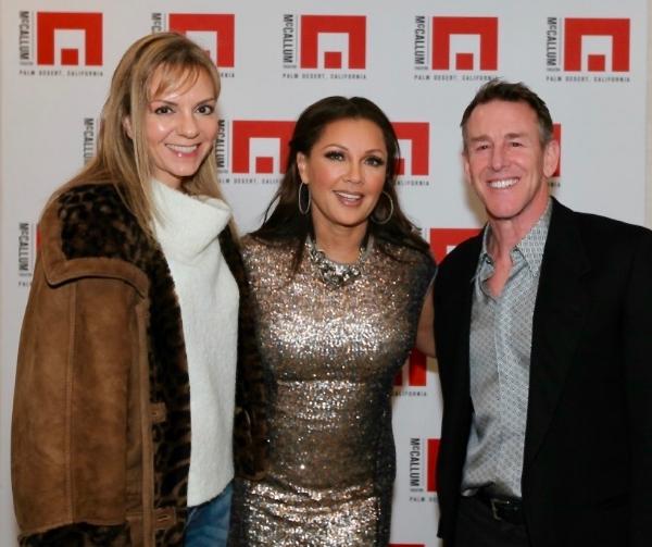 Sheri, Vanessa and Dean