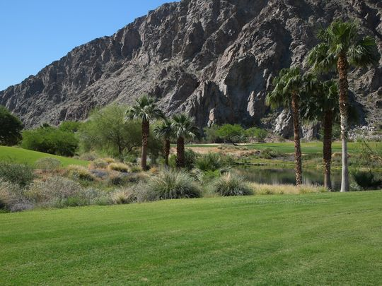 Construction will begin from this site for La Quinta's Silverrock Resort development project, Monday, May 1, 2017. (Photo: Zoe Meyers/The Desert Sun)