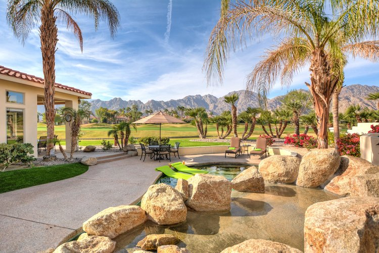 PGA West Luxury Golf Course View Home