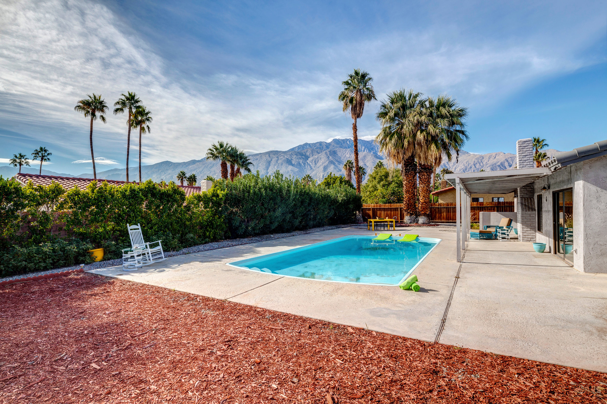 Palm Springs Fantasy Home in Victoria Park/Vista Norte, Palm Springs
