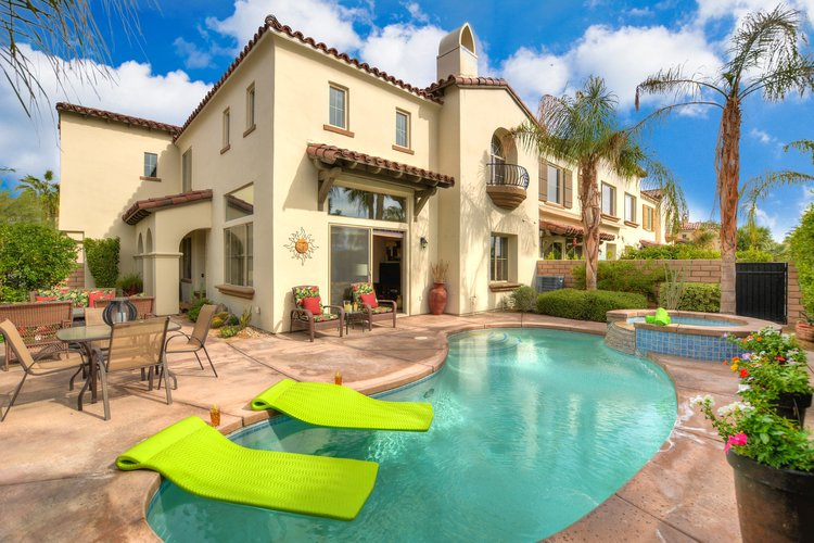 Luxury Town Home at Tierra Hermosa, Palm Springs