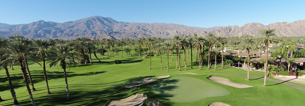 Palm Springs Golf Course Real Estate