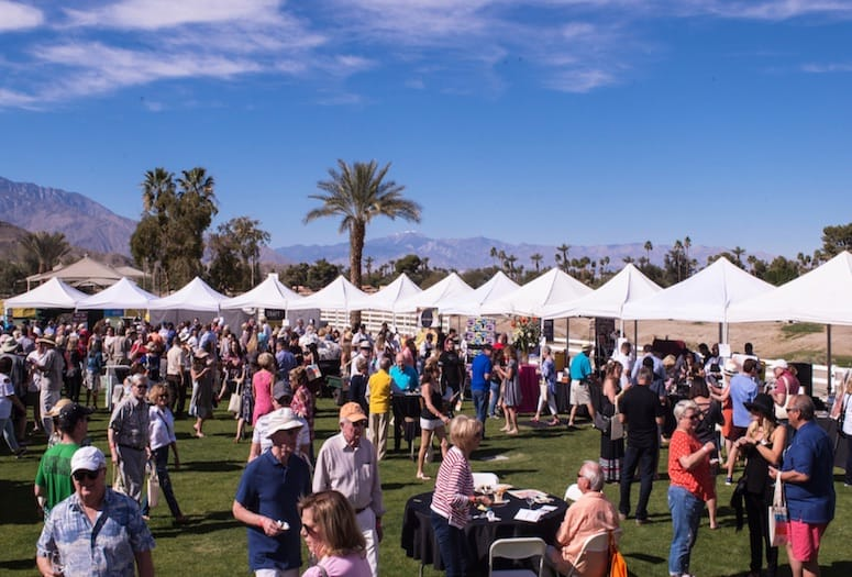 The Rancho Mirage Wine and Food Festival is back Jan. 30—Feb. 2 at Rancho Mirage Community Park.   PHOTOGRAPHS COURTESY RANCHO MIRAGE WINE AND FOOD FESTIVAL