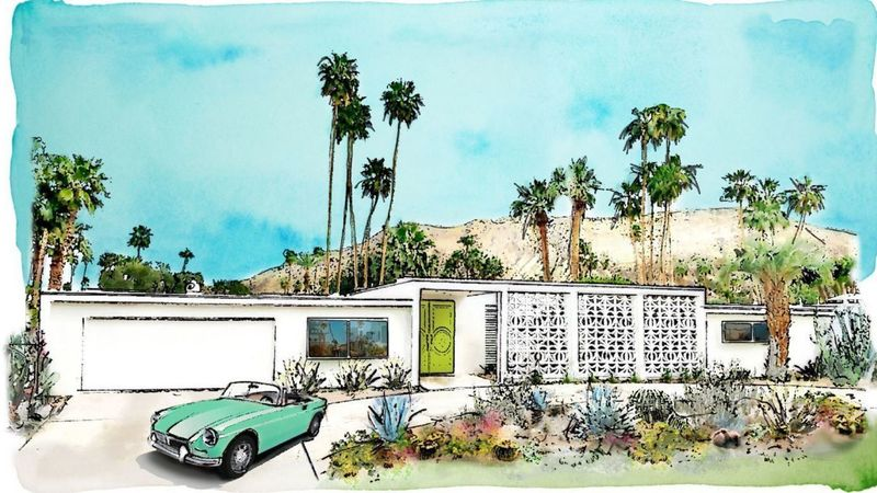 The Christopher Kennedy Compound (Modernism Week)