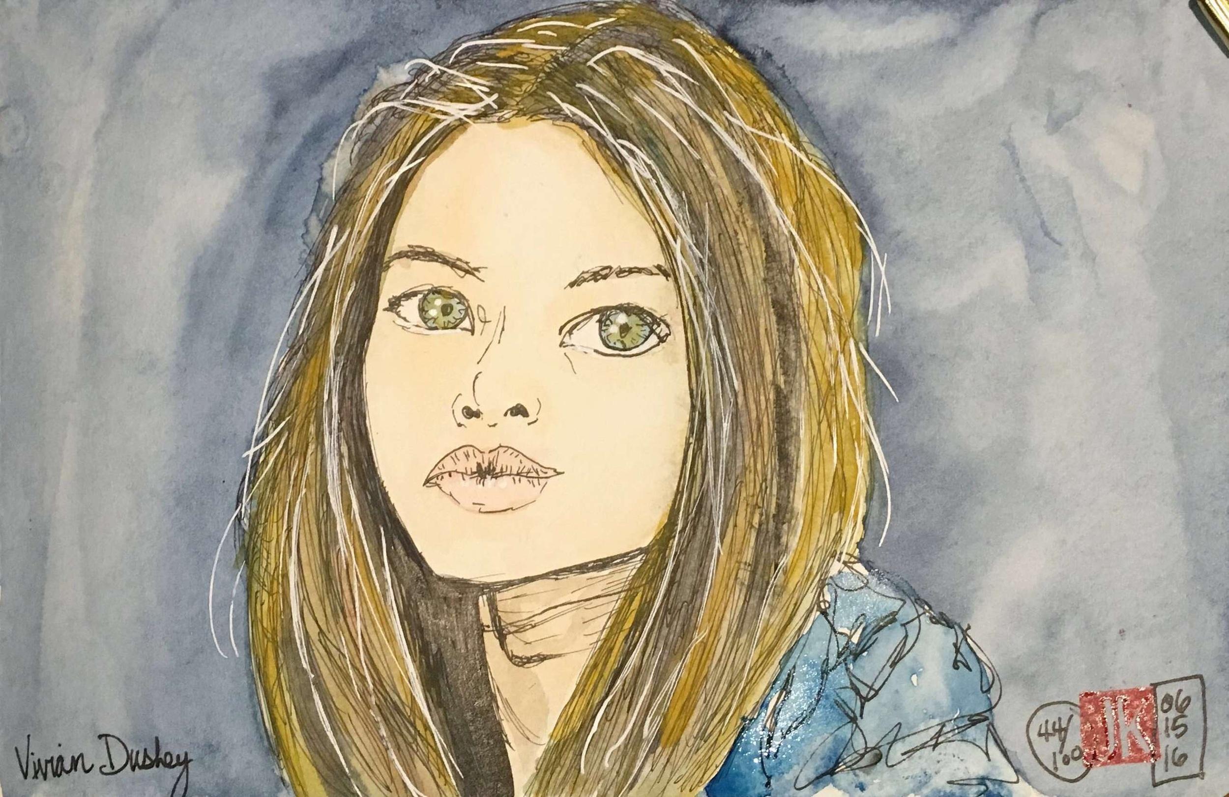 Portrait 44/100