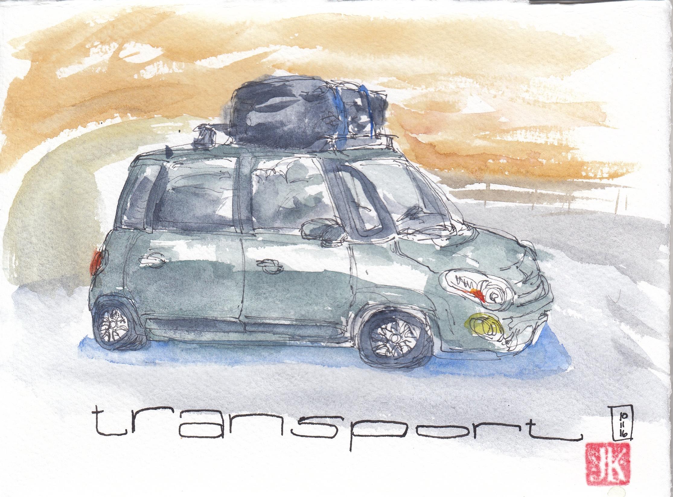 Day 11 - Transport