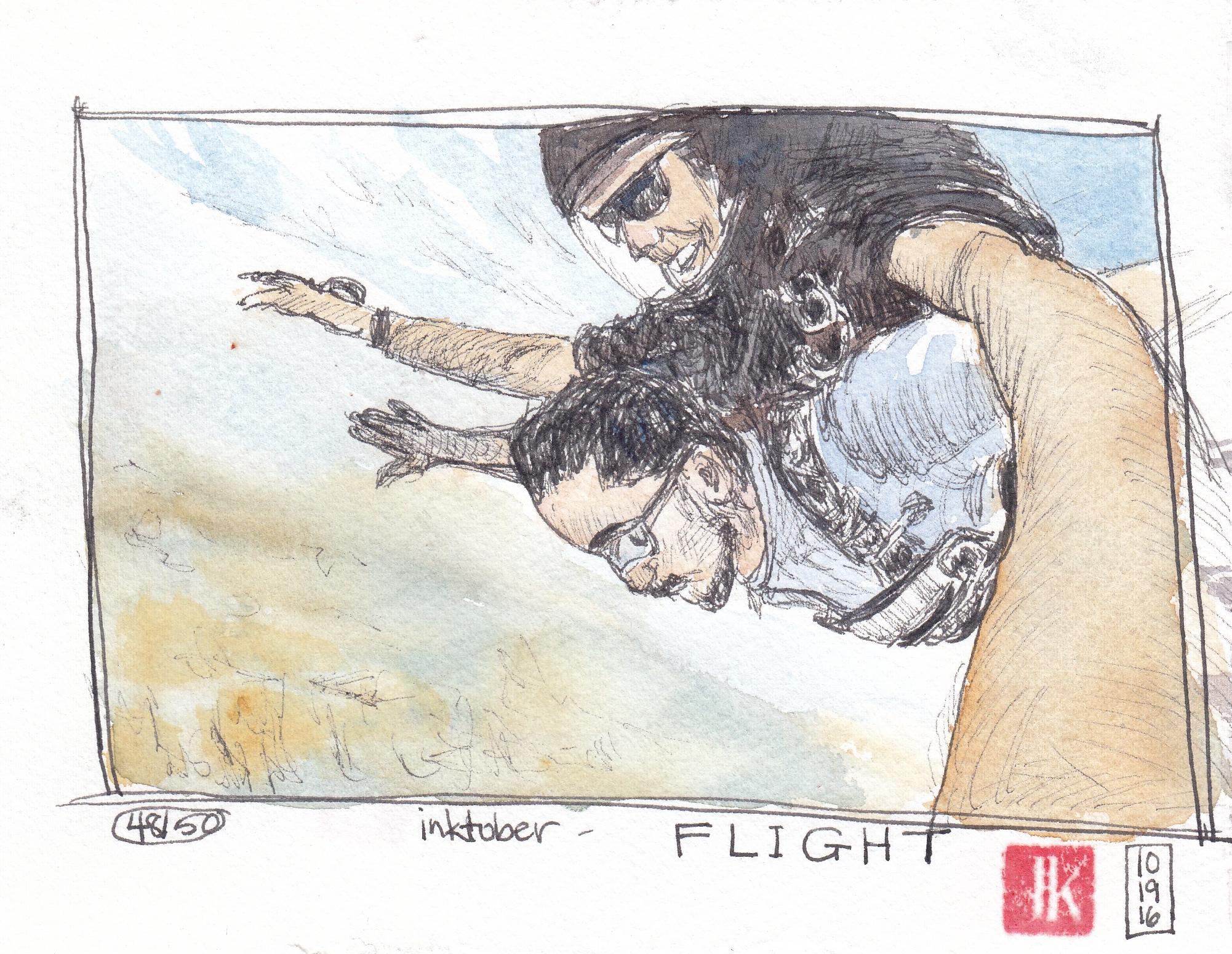 Day 19 - Flight