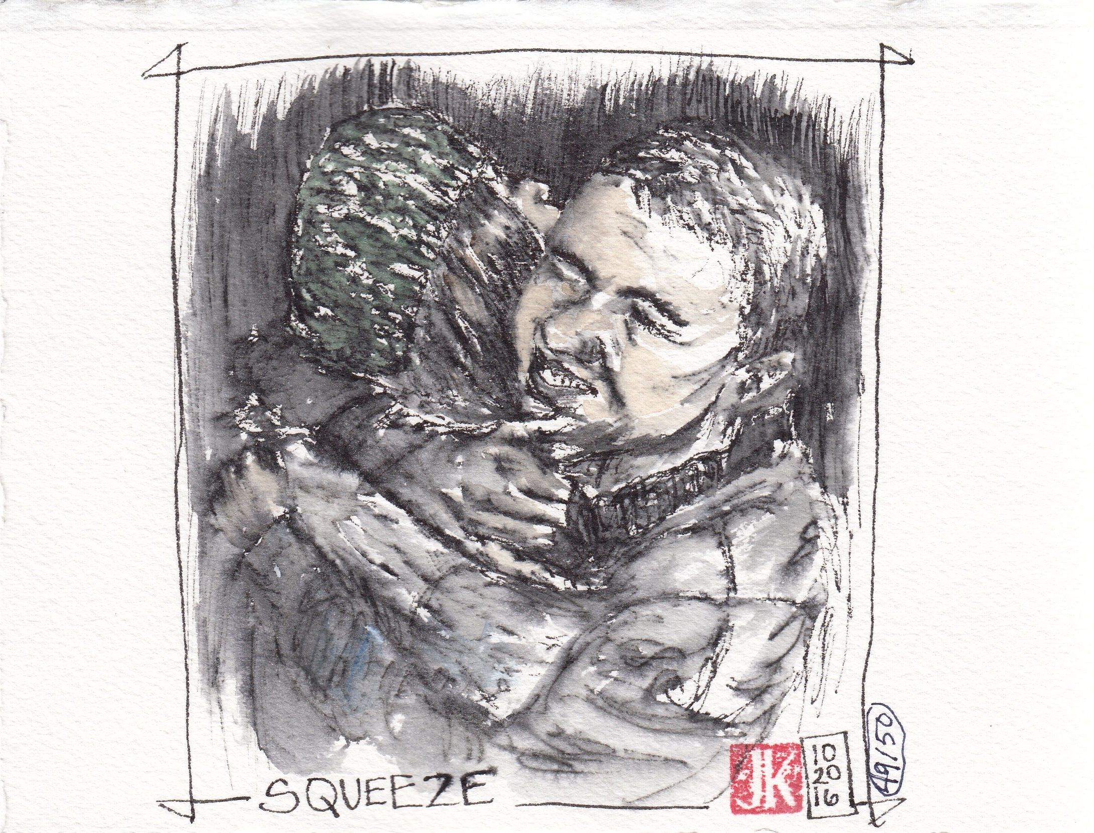 Day 20 - Squeeze