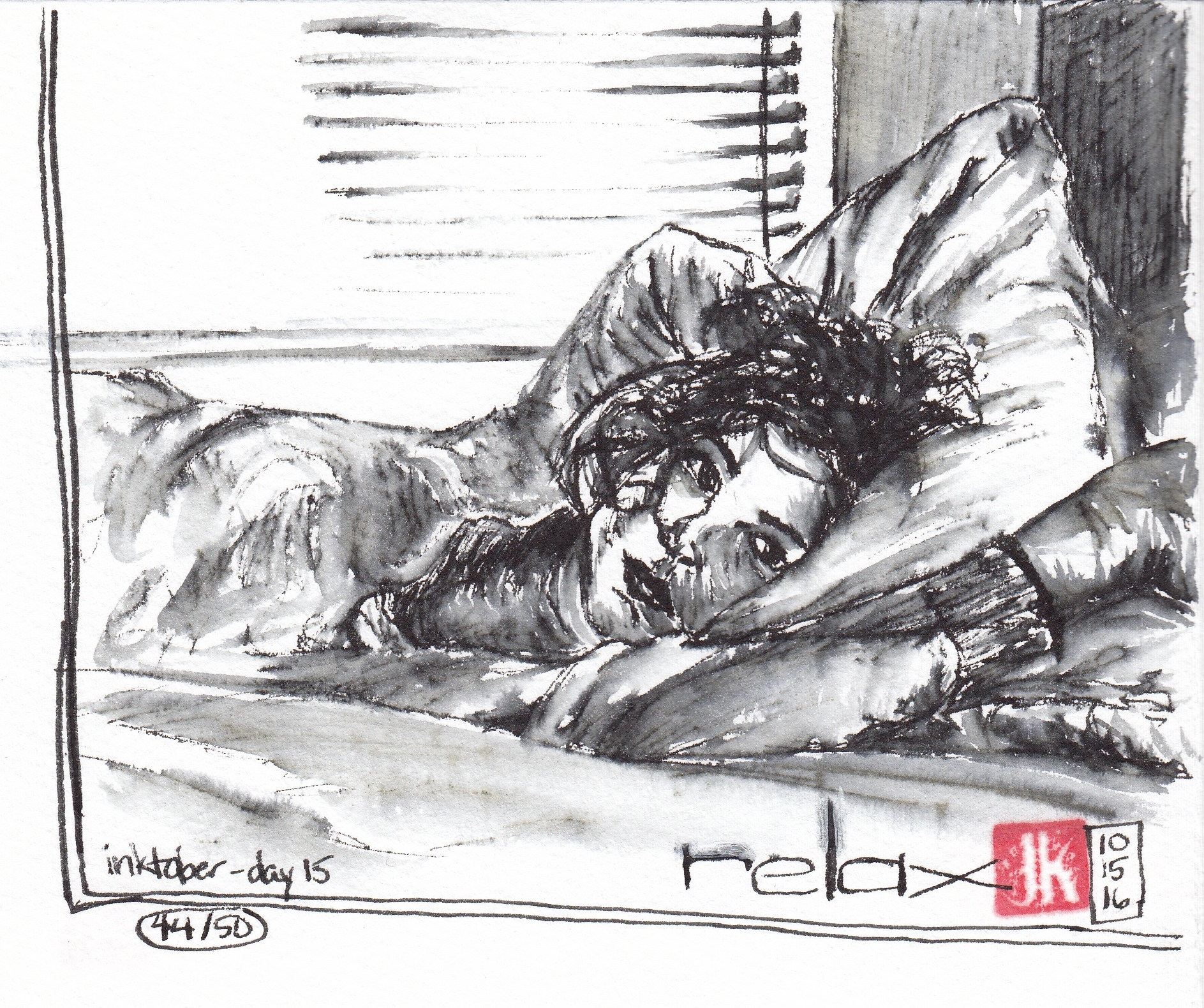 Day 15 - Relax
