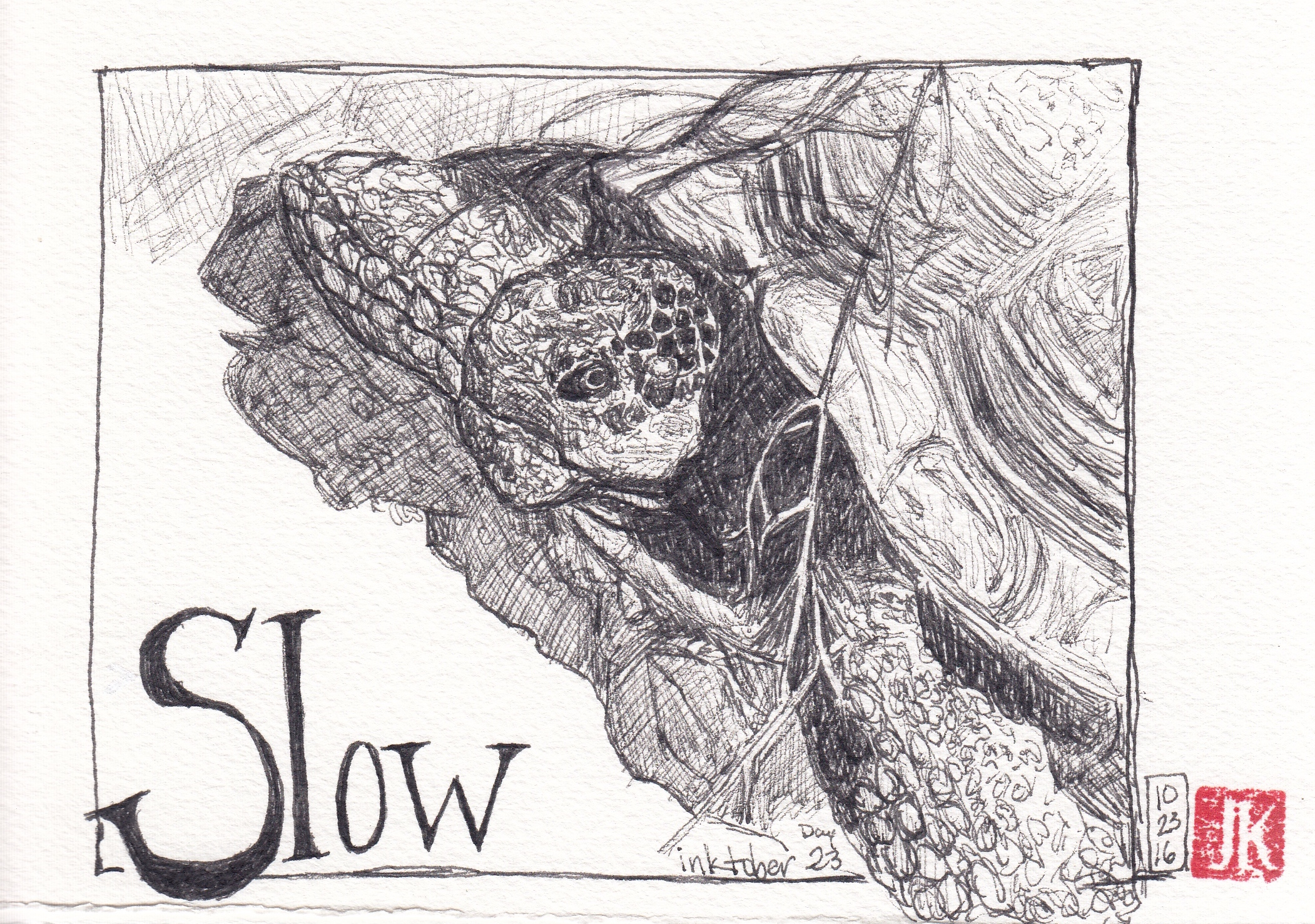 Day 23 - Slow