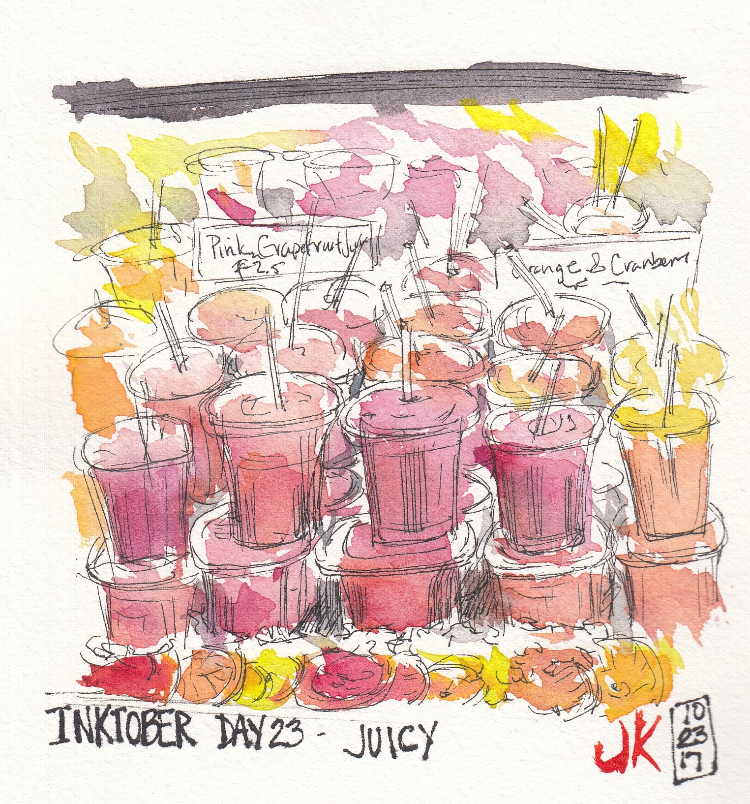 Day 23 - JUICY