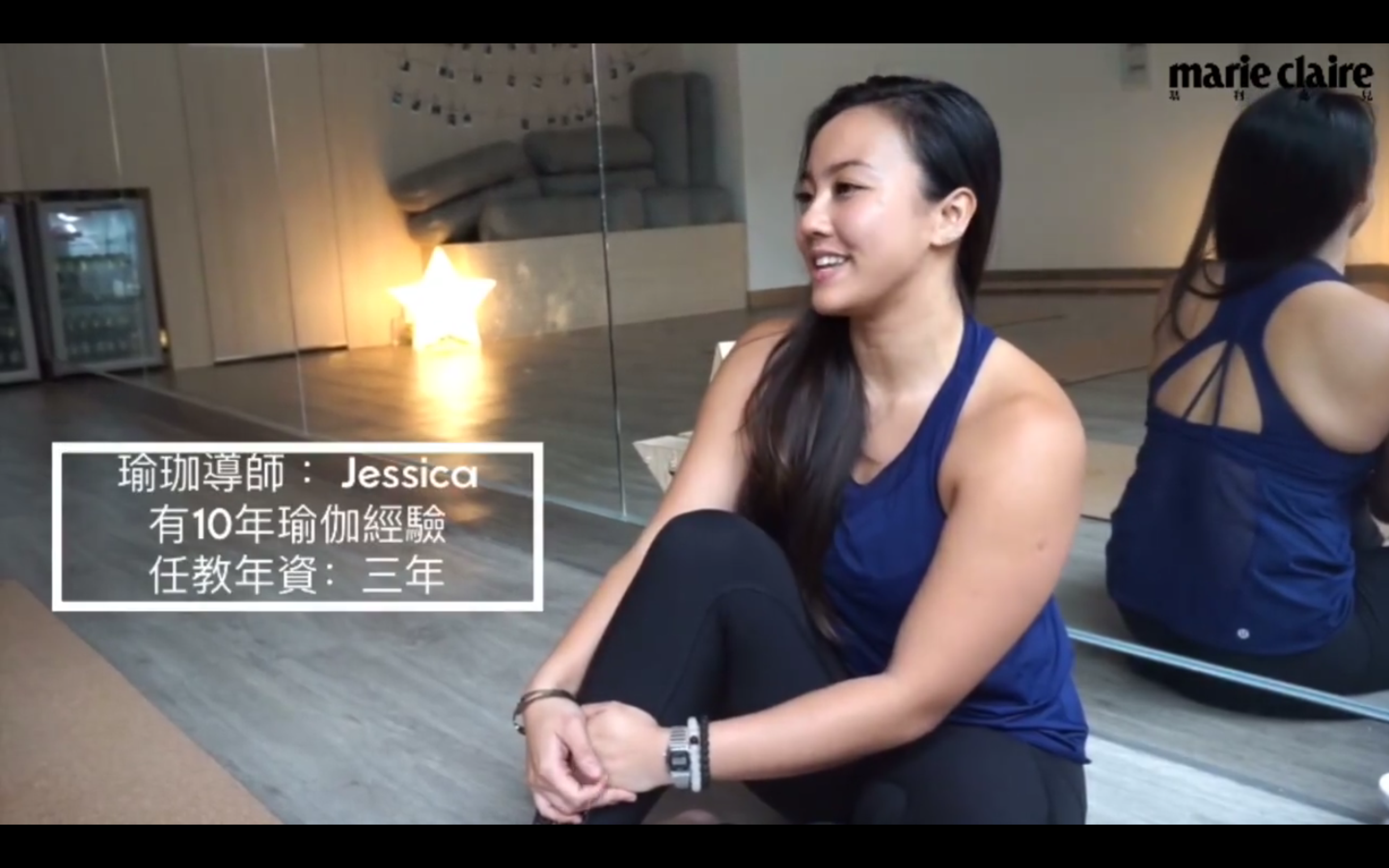 Acroyoga Interview - Marie Claire Hong Kong