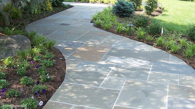 Walkway Design - A well design walkway can add beauty and accessibility to your property.