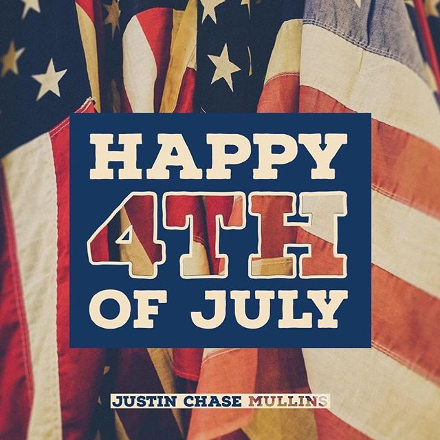 Happy 4th of July! Stay safe my friends, don't drink & drive or go buck wild with fireworks, and hurt yourself.  I've never been guided to handle fireworks myself. I'm spending the day with my new puppy, and resting. What are y'all doing? Share in the comments below 👇 #justinchasemullins #psychic #medium #meditation #motivationalquotes #motivation #inspiration #inspirationalquotes #business #health #yoga #paranormal #discovery #entrepreneur