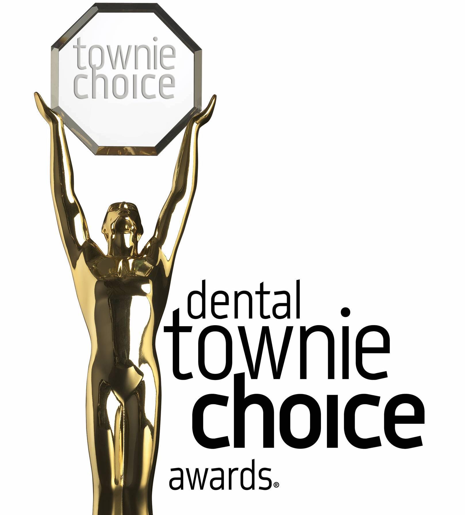 Townie award for Ultra Light Optics