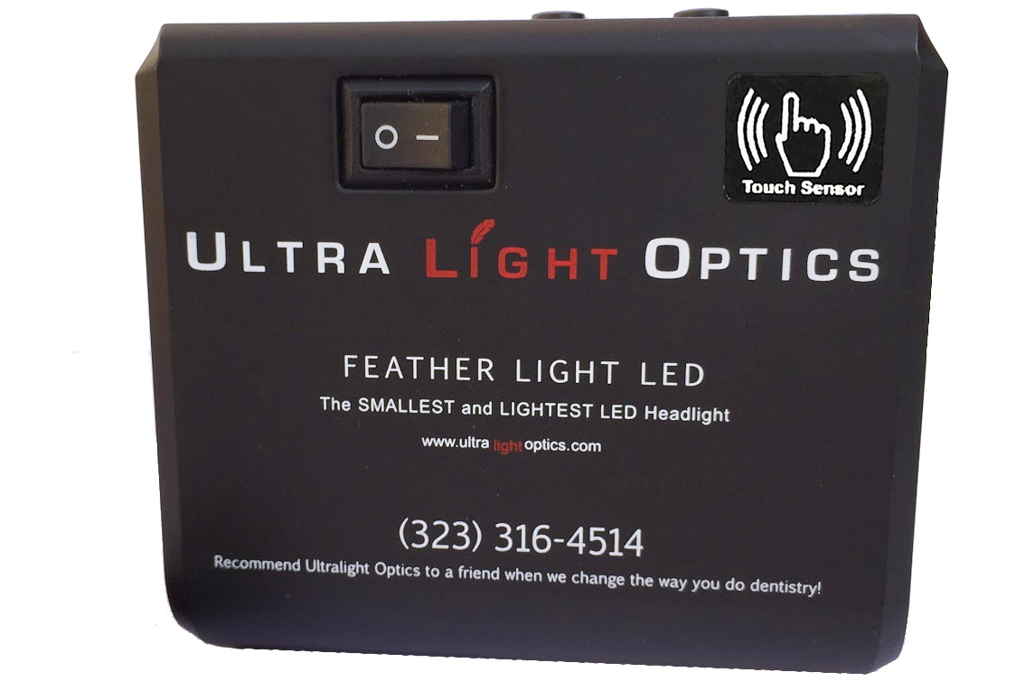 Feather Light Touch Battery