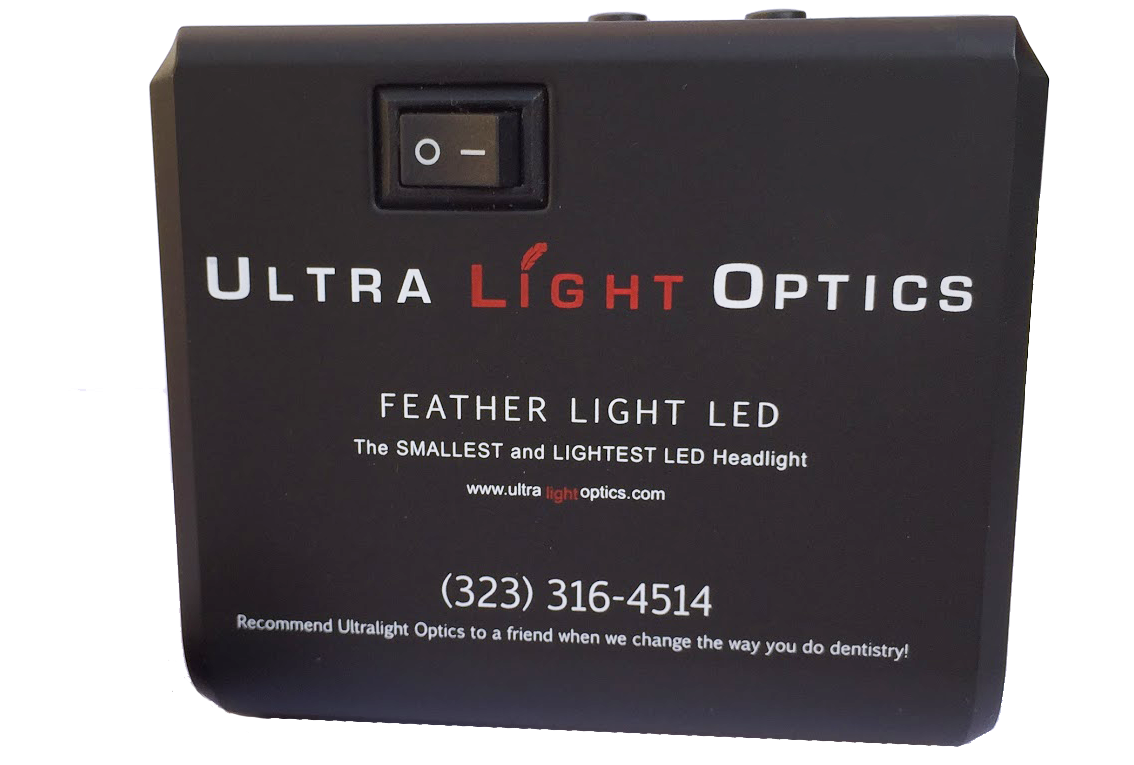 Feather Light Standard Battery
