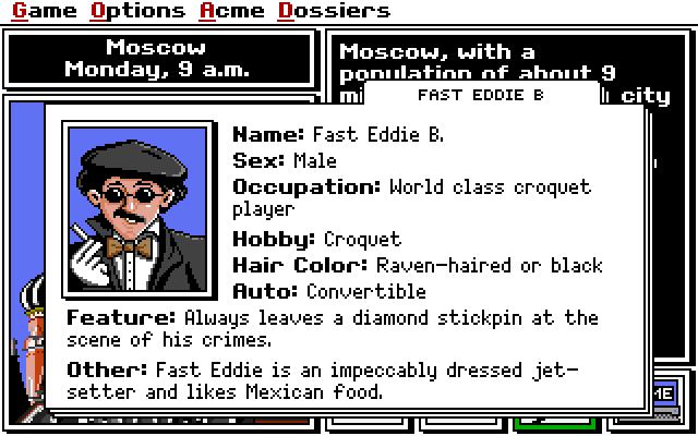 Fast Eddie B.