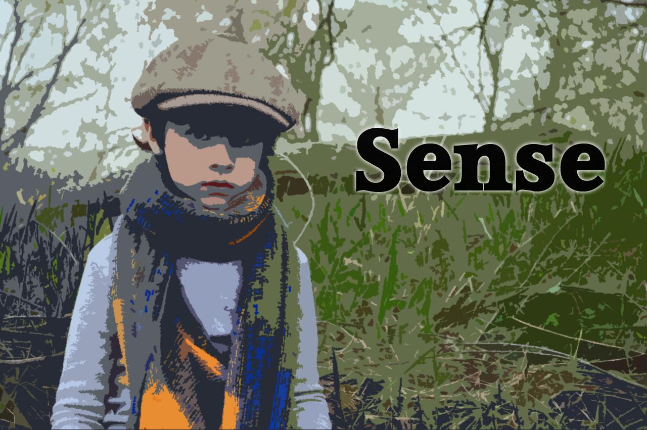 Click Thru Comics Menu - Sense