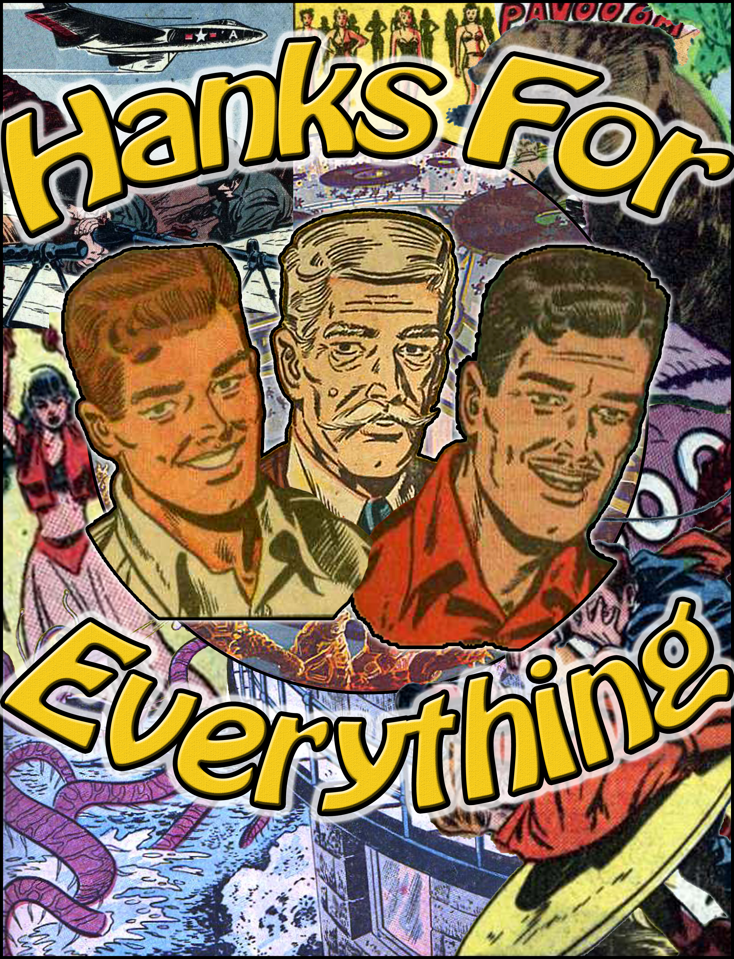 Hanks for Everything Cover