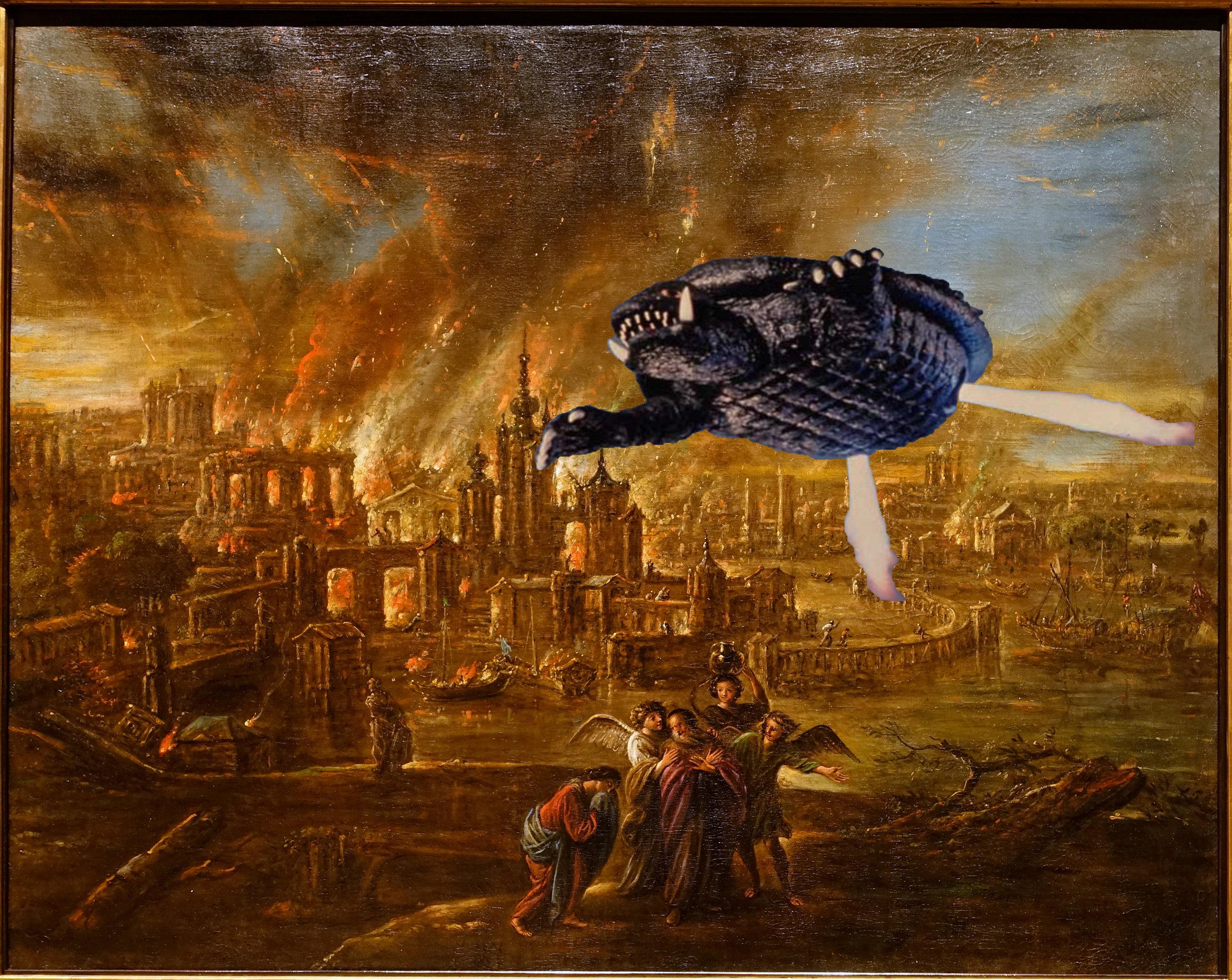 Sodom and Gamera