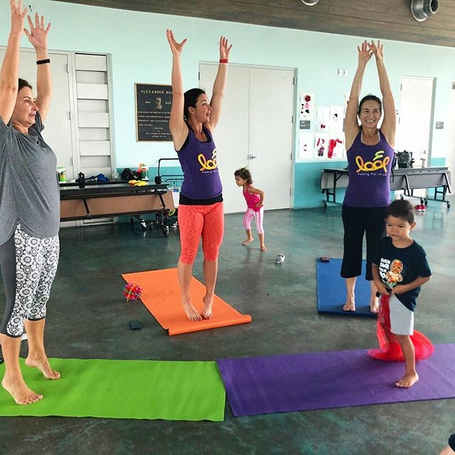 This summer, my son was off for a few weeks before camp, so I took him to these really fun mommy and me fitness classes with @loopfamilyfitandplay to keep him entertained. So fun! The instructors were so great with the kids and they def made sure I got a good workout in 😅 At the end, they bring it all together with a nice calming yoga portion. He had a blast. I had a blast. Highly recommend! 👌🏼☀️ www.loopmiami.com . Summer schedule At Miami Beach JCC: 4:15pm Th; 10am Sun North Shore Park Community Center: 11:30am Sat . #fitness #build #healthyhabits #exercise #together #fitfam #activesummer #funbonding #healthyliving #healthylifestyle #feelgood #dotheloop #nutritionist #dietitian #miamibeach