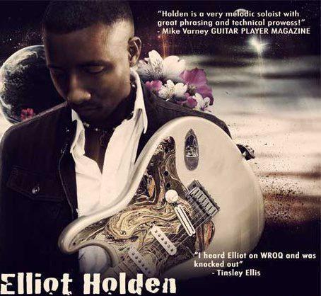 Elliot Holden - he next guitar phenom NOW. Simply put, Elliot Holden is bringin' it.........