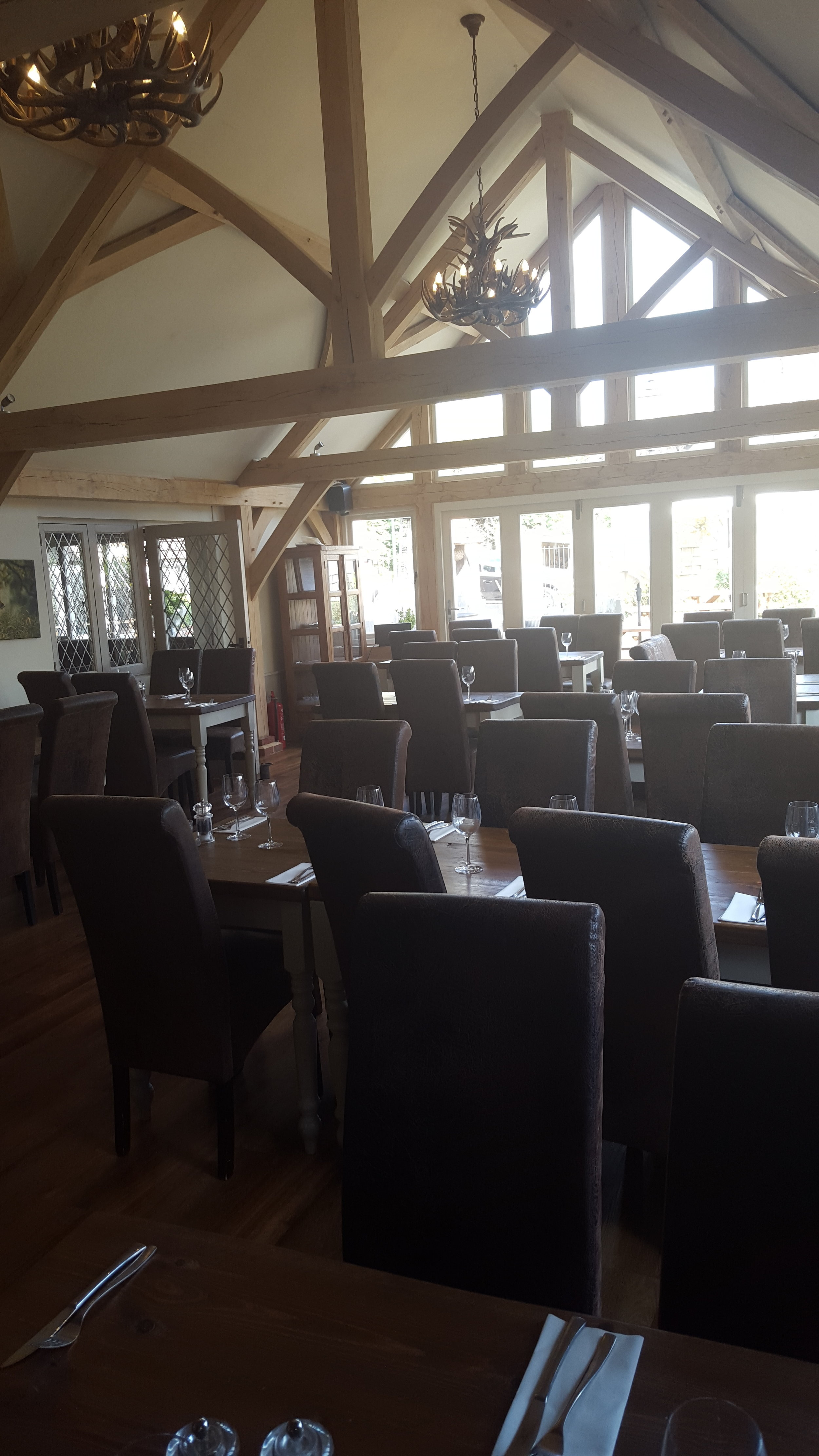 Our new extension perfect for private functions and parties