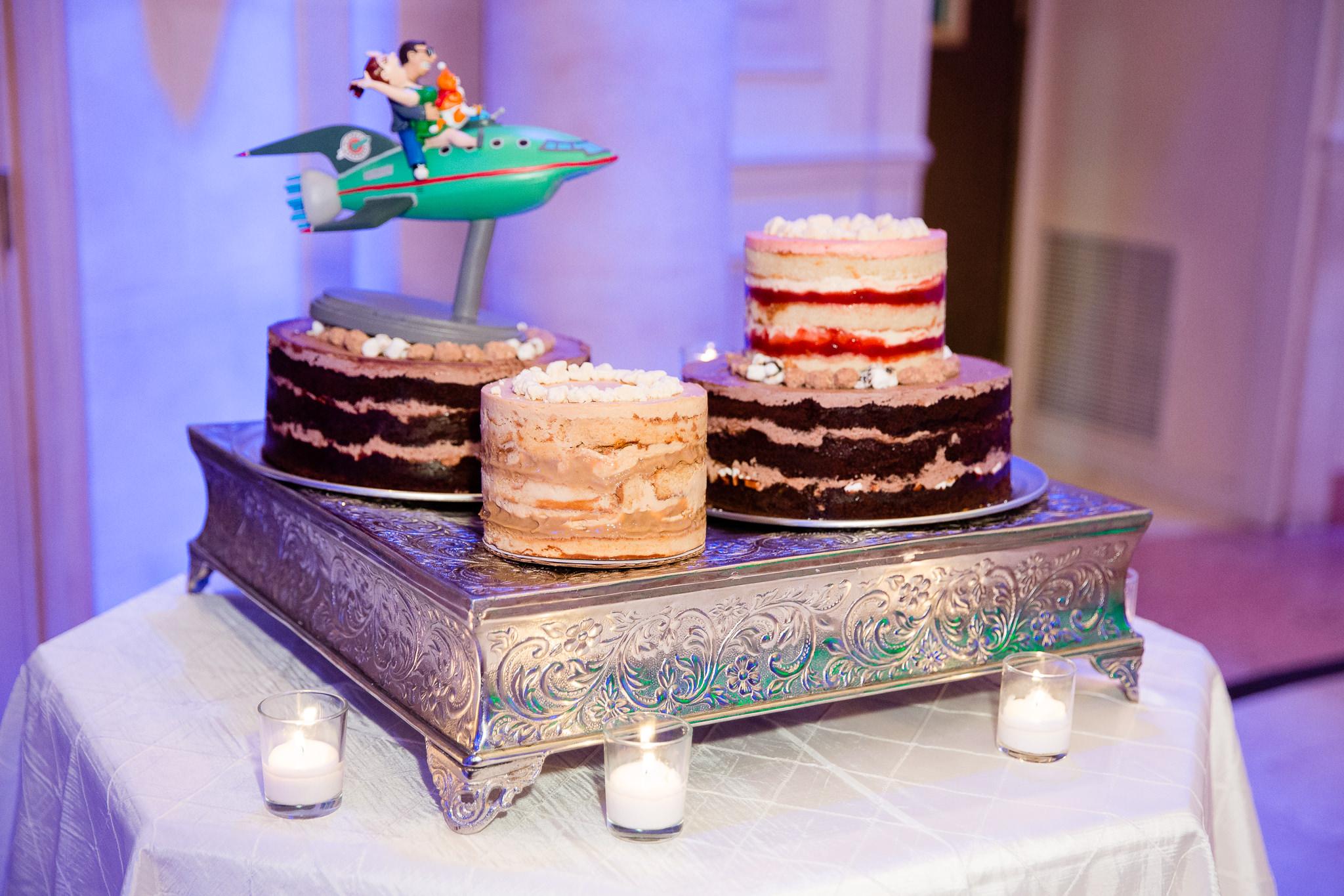 Momofuku milk bar wedding cakes