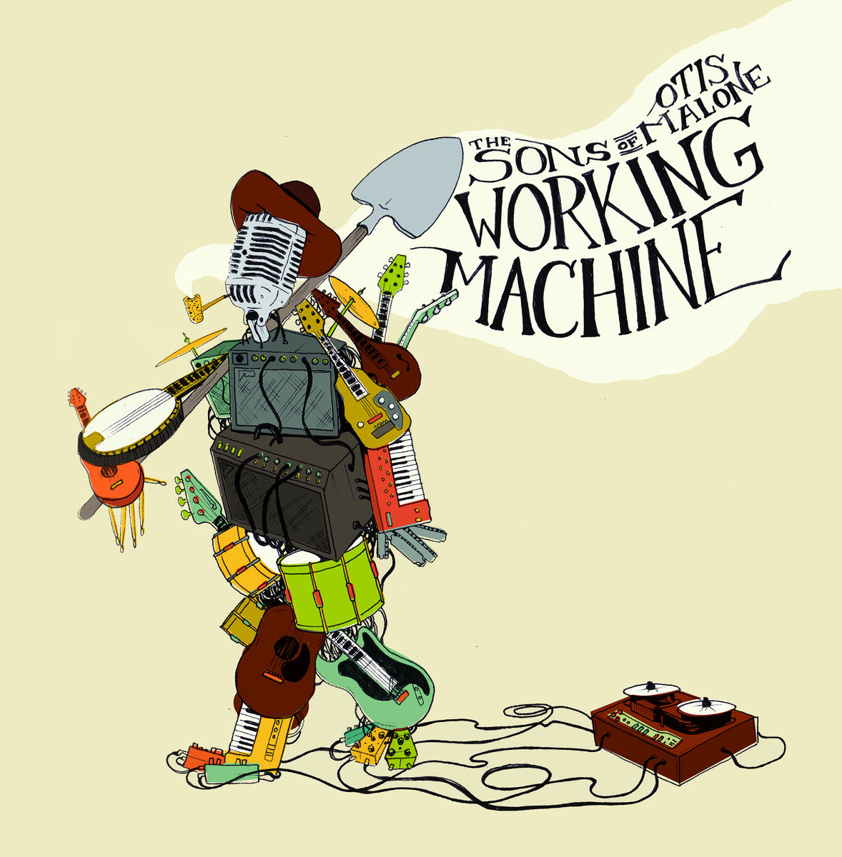 working machine, the sons of otis malone.jpg