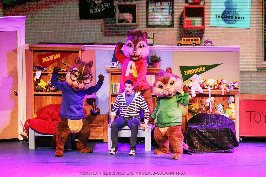 Geppetto Studios Inc Live Stage Shows