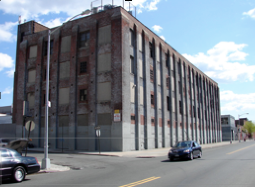 Home of Geppetto Studios, 201 46th Street, Sunset Park