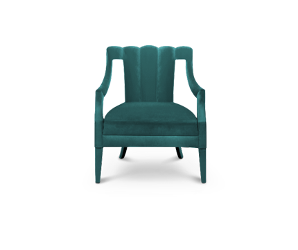 We're totally in love with anything and everything velvet at the moment and this sea green Cayo armchair from  Brabbu  has us daydreaming of lounging by a sunny window , sipping a chai latte (another recent obsession). Just need a blush coloured wall and we'll be super on trend!
