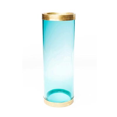 Brass Ring Vase
